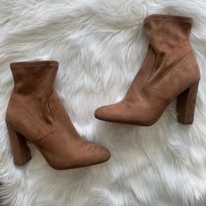 "Steve Madden ""Edit"" booties"